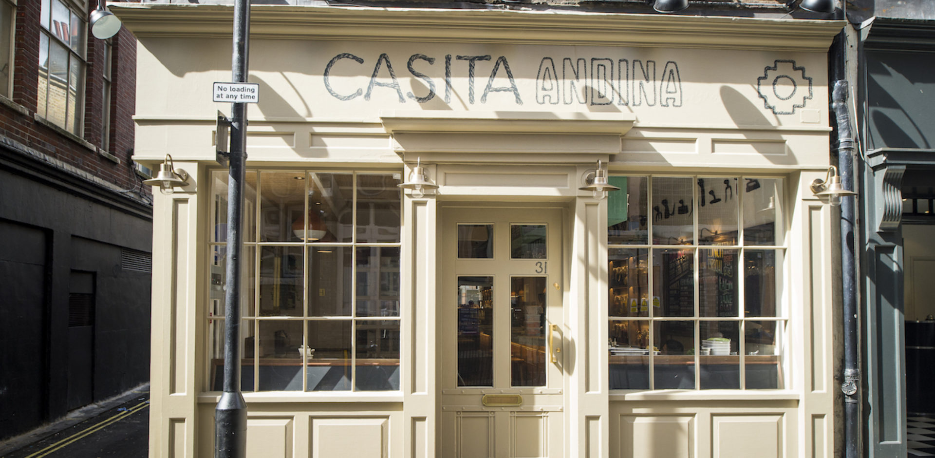 Casita Andina Piccadilly