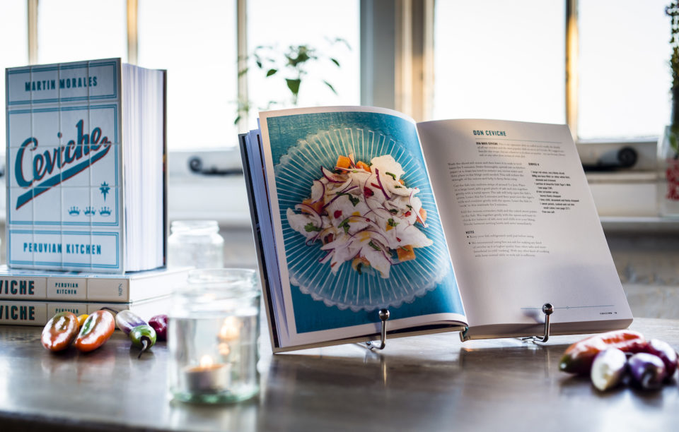 Ceviche Cookbook